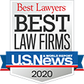 Best Lawyers 2020 - Setliff Law