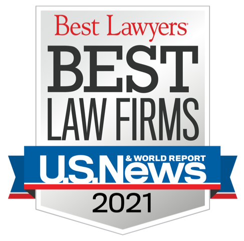 Best Lawyers 2021 - Setliff Law